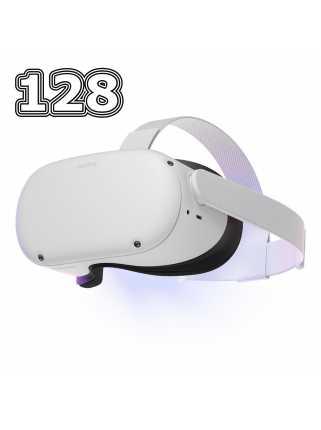 Шлем виртуальной реальности Oculus Quest 2 (128GB)