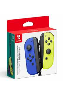 Nintendo Switch - Joy-Con (L/R)-Blue / Neon Yellow
