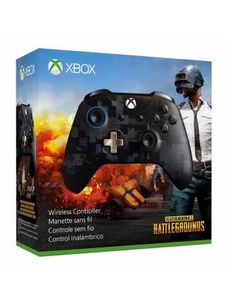 Геймпад Xbox One PLAYERUNKNOWN'S BATTLEGROUNDS Limited Edition