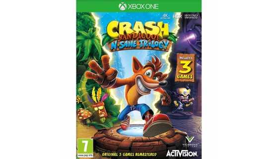 Crash Bandicoot N-Sane Trilogy [Xbox One]