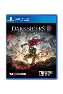 Darksiders III [PS4] Предзаказ