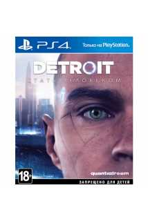 Detroit: Become Human [PS4] Trade-in | Б/У