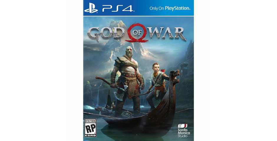 God of War IV [PS4, русская версия]