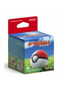 Контроллер PokeBall Plus [Switch]