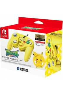 Геймпад для Nintendo Switch - Hori BATTLE PAD (PIKACHU)