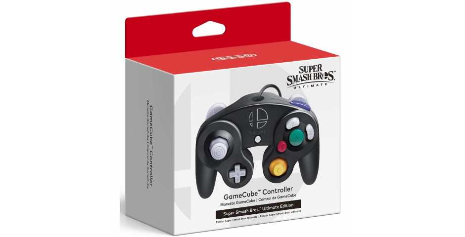 Контроллер GameCube Super Smash Bros. Ultimate Edition [Switch]