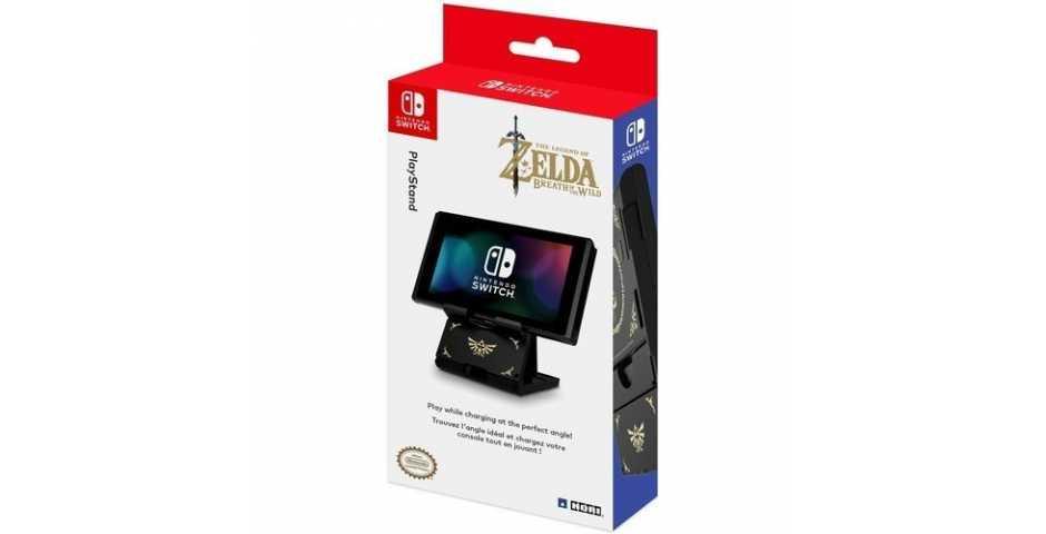 Nintendo - Подставка для Nintendo Switch - Hori PLAYSTAND (ZELDA)