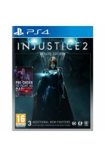 Injustice 2 Deluxe Edition [PS4]