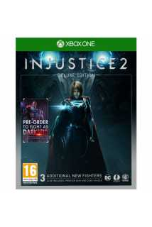 Injustice 2 Deluxe Edition [Xbox One]