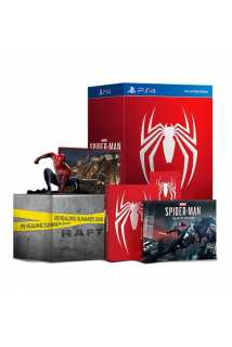 Marvel's Человек-Паук Collector's Edition (Spider-Man) [PS4]