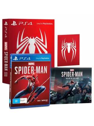 Marvel's Человек-Паук Special Edition (Spider-Man) [PS4]