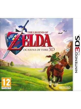 The Legend of Zelda: Ocarina of Time 3D [3DS]