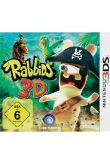Rabbids 3D [3DS]