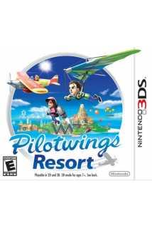 Pilot Wings Resort 3D [3DS]