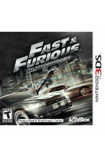 Fast and Furious: Showdown [3DS]