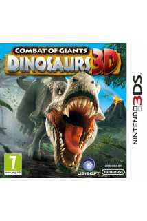 Combat of Giants: Dinosaurs 3D [3DS]