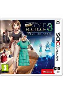 New Style Boutique 3 - Styling Star [3DS]