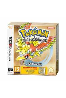 Pokemon Gold Packaged [3DS]