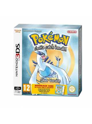 Pokemon Silver Packaged [3DS]