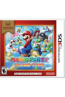 Mario Party Island Tour [3DS]