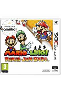 Mario and Luigi: Paper Jam Bros.[3DS]