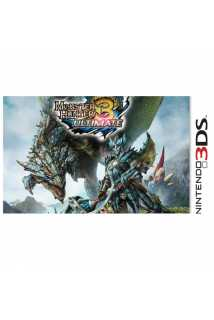 Monster Hunter 3 Ultimate [3DS]