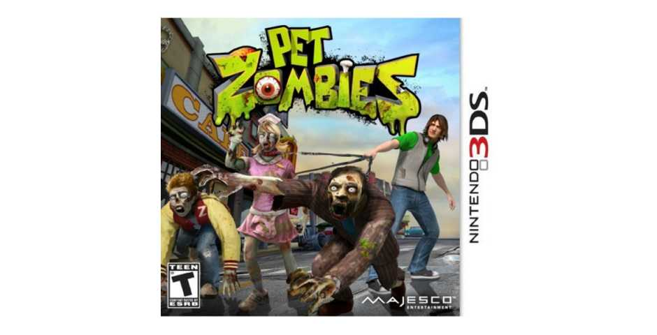 Pet Zombies [3DS] US
