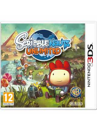 Scribblenauts Unlimited [3DS]
