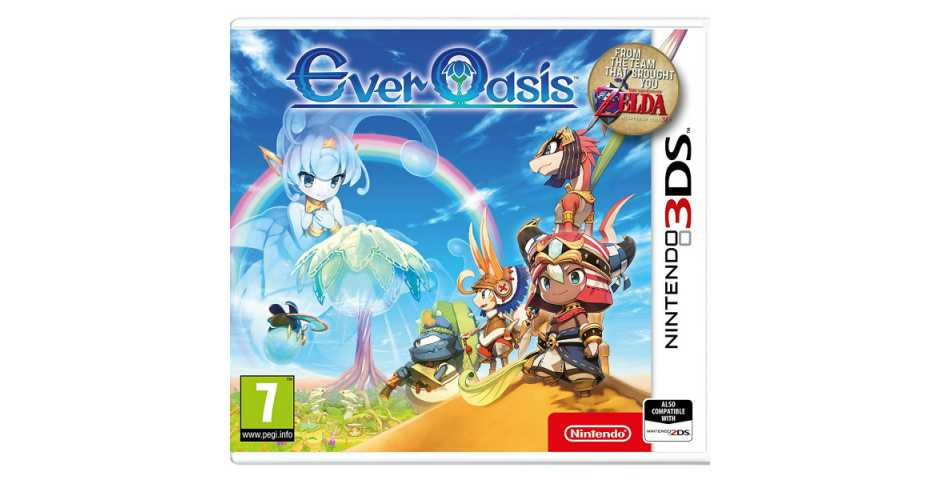 Ever Oasis [3DS]