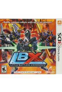 Little Battlers eXperience [3DS]