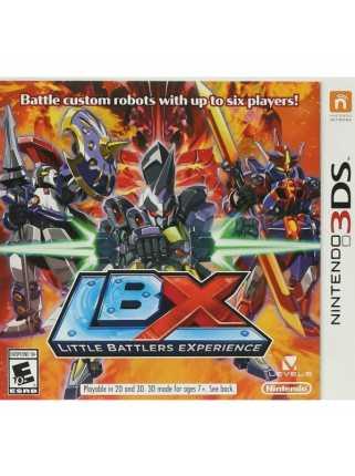 Little Battlers eXperience [3DS]
