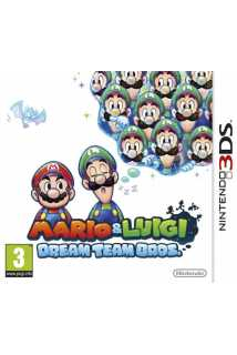 Mario & Luigi: Dream Team Bros. [3DS]