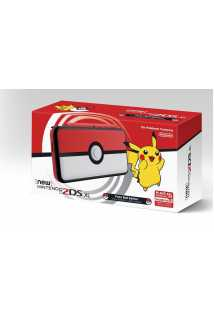 New Pokeball Nintendo 2DS XL