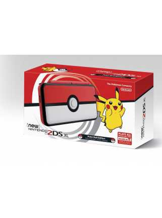 Nintendo NEW 2DS XL Pokeball Edition