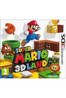 Super Mario 3D Land [3DS]