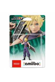 amiibo Клауд (коллекция Super Smash Bros)