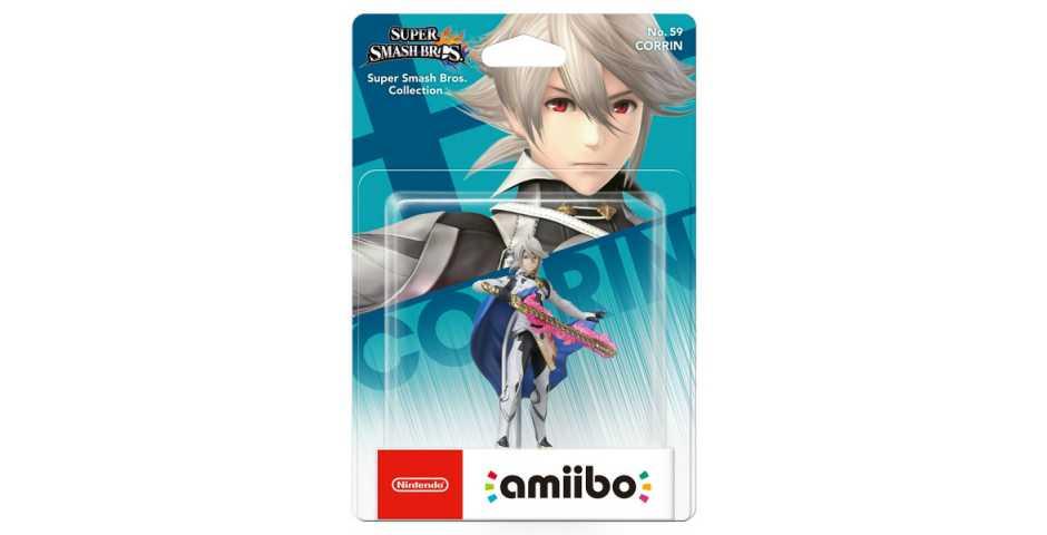 Фигурка amiibo - Коррин (Corrin коллекция Super Smash Bros)