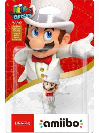 Фигурка amiibo - Mario Wedding Outfit (На свадьбе) (Super Mario Odyssey