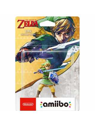 Фигурка amiibo - Линк (Link Skyward Sword)