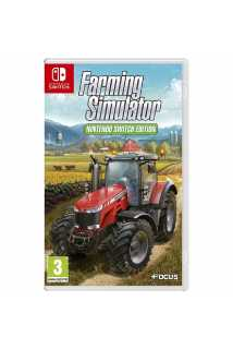 Farming Simulator Nintendo Switch Edition [Switch]