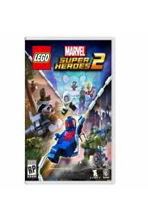 LEGO Marvel Super Heroes 2 (Русская версия) [Switch]