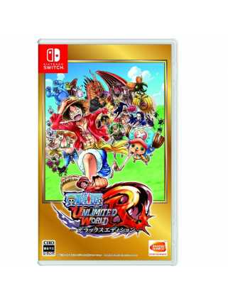 One Piece Unlimited World Red Deluxe Edition [Switch]