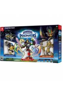 Skylanders Imaginators: Стартовый набор [Switch]