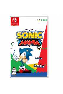 Sonic Mania [Switch]