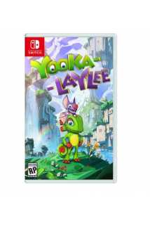 Yooka-Laylee [Switch]