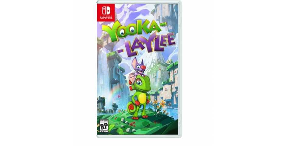 Yooka-Laylee [Switch]