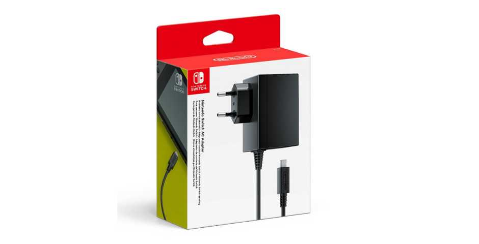 AC Adapter [Switch]