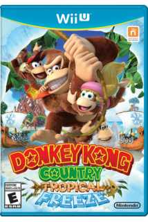 Donkey Kong Country: Tropical Freeze [WiiU]