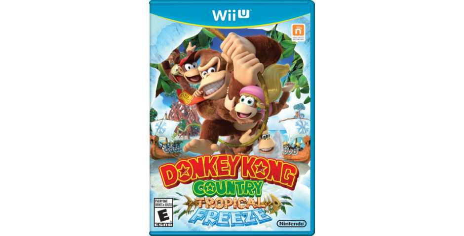 Donkey Kong Country: Tropical Freeze [WiiU]