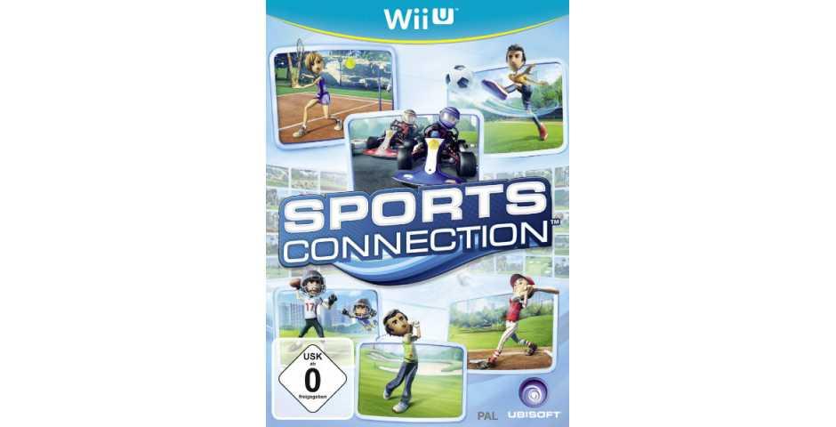 Sport Connection (Русская версия) [WiiU]
